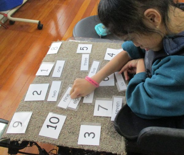 Using letters for literacy